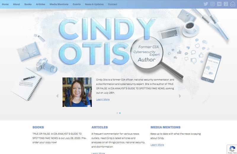 Cindy Otis